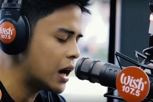 He is definitely back! Handsome Khalil Ramos shares powerful cover of international hit in viral video