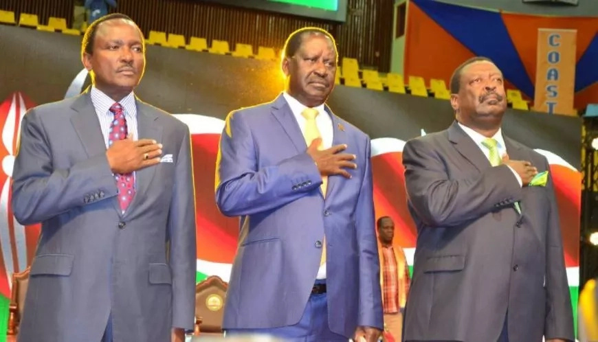Why Wetangula and Ruto missed Raila Odinga's big day
