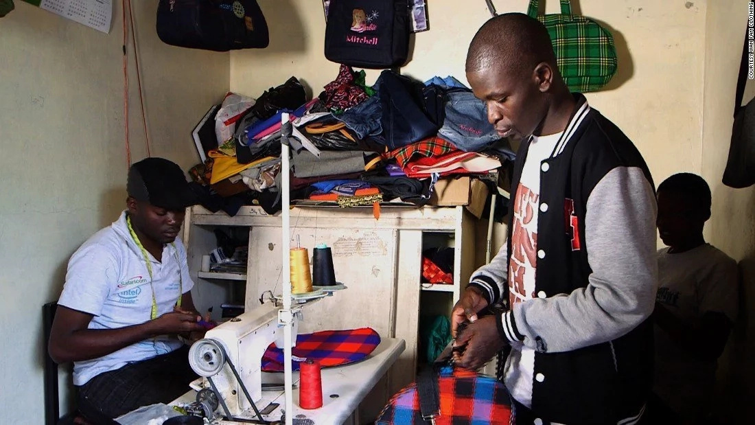 These 2 Kenyan brothers are behind Ksh5000 start-up that is SHAKING global fashion industry (photos)