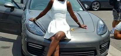 Singer Akothee lets the cat out of the bag revealing her fiance's age
