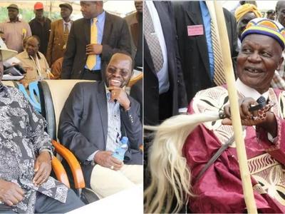 Wazee wa jamii ya Waluo WAKASIRISHWA na Raila Odinga, wamuonya vikali