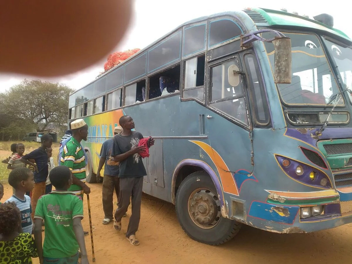 Two buses travelling to Mandera attacked by al-Shabaab