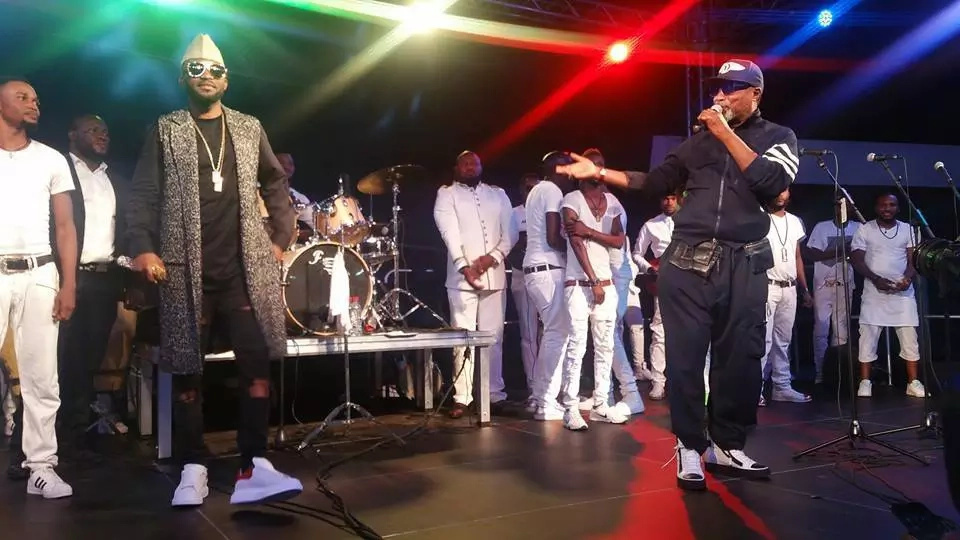 Koffi Olomide holds first concert after release from jail