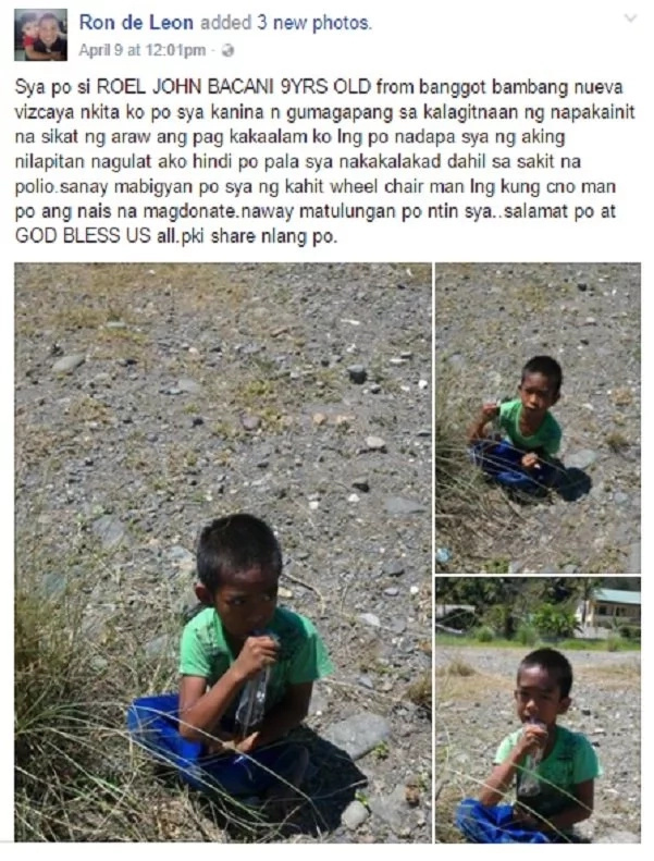 Netizen-help-wheelchair-polio-stricken-boy