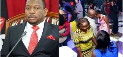 Nairobi governor Mike Sonko placed in tight spot by Kenyans after shutting down clubs in CBD