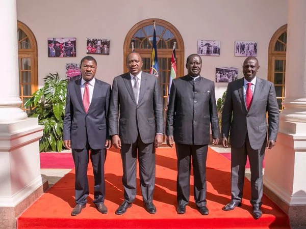 CORD recalls list of nominees to IEBC talks