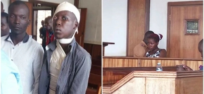 Man, 24, who suffered acid attack from his wife surprises court by asking it to pour acid on her too (photos)