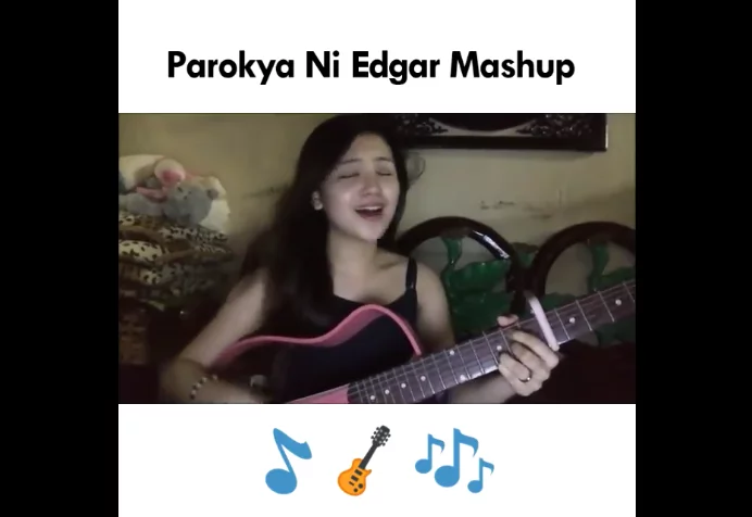 "Netizens fell in love with this Pinay's mashup of ""Harana""!"