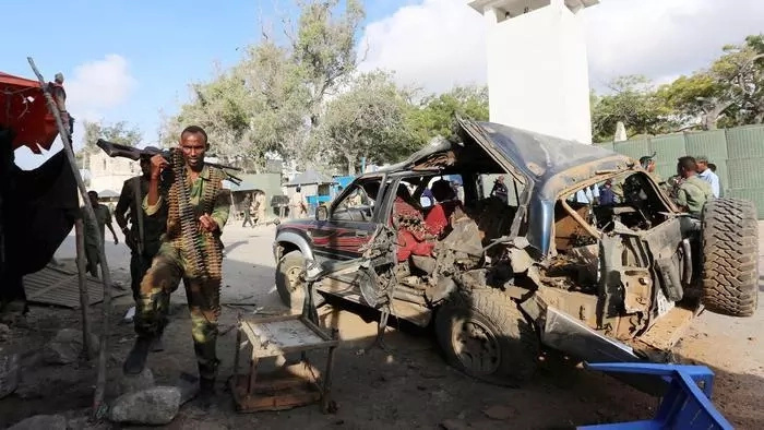 US airstrikes kill four al-Shabaab militants