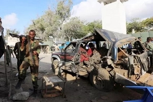 Al-Shabaab detonate car bomb targeting government official, scores feared dead
