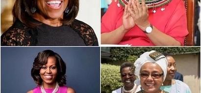 Tazama mambo 'makubwa' yanayowafanya Margaret Kenyatta na Michelle Obama kufanana