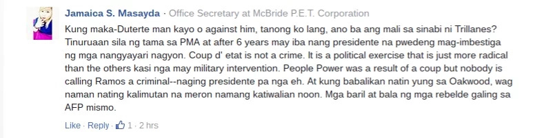 Netizens reacts to Trillanes' reminders to PNP chief