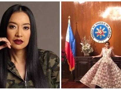 Mocha Uson nagreact sa pambabatikos ng netizens sa apo ni Duterte! PCOO Asec calls for public's understanding of Isabelle's pre-debut pictorial