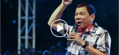 President Duterte sings 'Closer' by The Chainsmokers