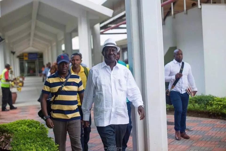 Raila atoa amri kali kwa magavana waliyochaguliwa kwa tiketi ya ODM kuhusiana na madaktari