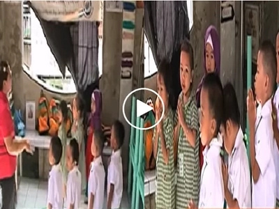 Diyos ko po! Daycare center, itinayo sa loob ng sementeryo sa Cebu