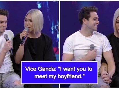 Vice Ganda introduces handsome American 'boyfriend'