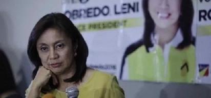 Bumigay na agad! VP Leni Robredo's pet project collapses in Naga City