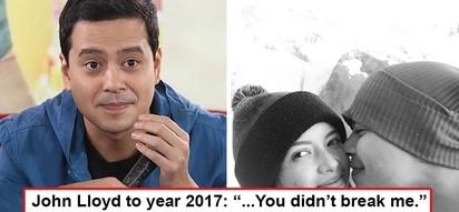Pagmumura agad-agad? Netizens lambast John Lloyd Cruz for cursing on socmed at the start of 2018, 'Wala ka nang career na babalikan'