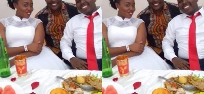 After Willis Raburu's GLITZY wedding another Royal Media Service presenter weds (photos)