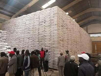 Wakulima Eldoret wadai Waziri wa Kilimo, Mwangi Kiunjuri ni muongo