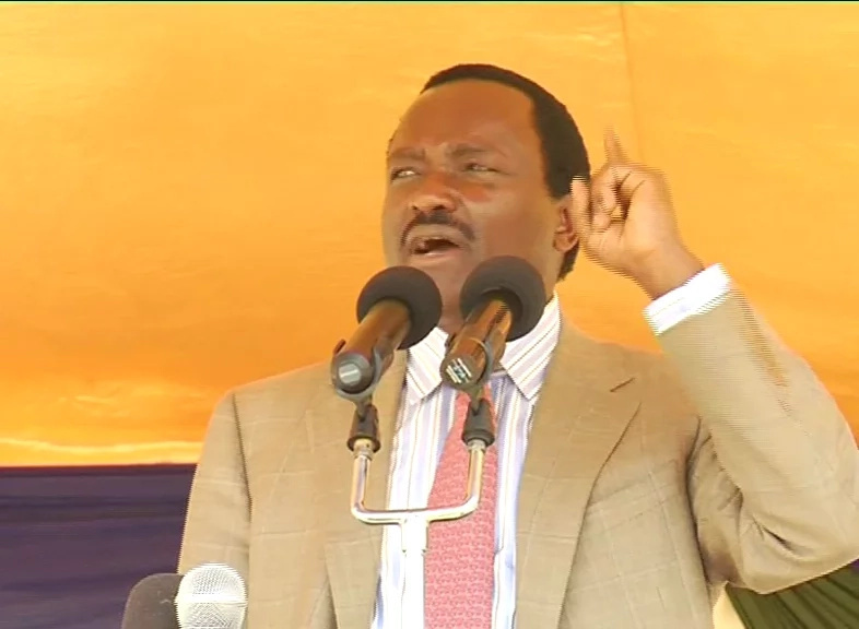 Kalonzo Musyoka renews savage attack on Uhuru, Jubilee