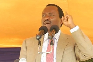 After demanding that Raila support him, Kalonzo fires a warning to Jubilee, Uhuru
