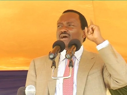 Kalonzo Musyoka finally accept the Watermelon name, says its a very beautiful fruit
