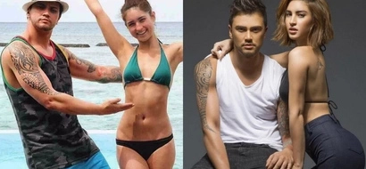 Retokada daw? Billy Crawford defends Coleen Garcia's alleged nose job from netizen