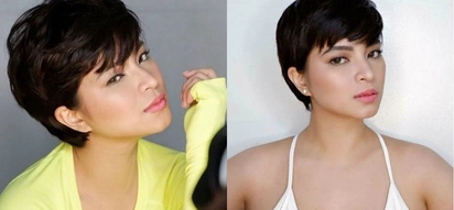Queen of endorsements! Angel Locsin's hair adds to her versatility in new ads