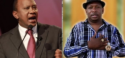 Sonko names the 2 powerful individuals in Jubilee who are fighting his governorship bid