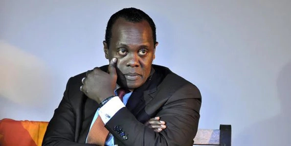 Meet Jeff Koinange when he was JUST 3 YEARS (photo)
