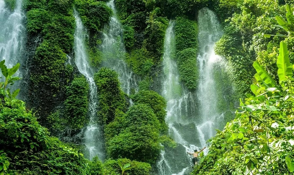 Majestic Beauty That's Worth the Trip! Add Sinulom Falls to Your #chasingwaterfalls Summer Destination Now