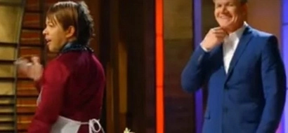 Gordon Ramsey Has A Really Awkward Gay Moment At Masterchef