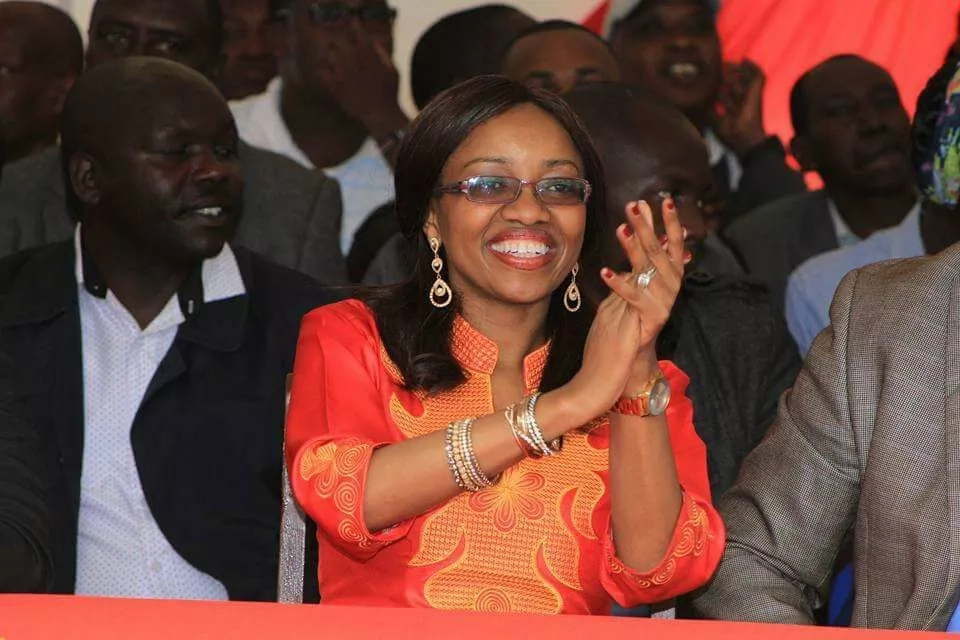 Second woman in Kenya clinches senate nomination ticket