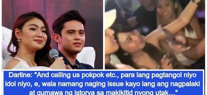 """Dumepensa na sila! Female models tell their side of the story over """"tabig-selfie"""" incident of Nadine Lustre"""