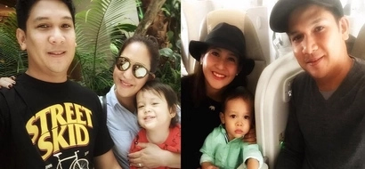 May forever talaga! Jolina Magdangal and Mark Escueta exchange romantic messages during 5th wedding anniversary