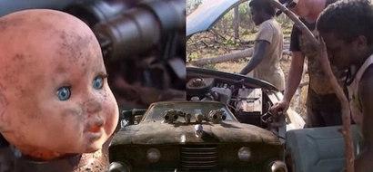 One Man's Garbage Is Another Man's Treasure Or How Incredible Aboriginals Fix A Car Mad Max Style