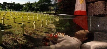 Here's why Marcos deserves to be buried at the Libingan ng mga Bayani