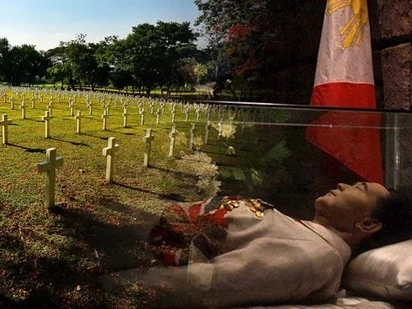 Radical Anti-Marcos advocate now calls Marcos a hero
