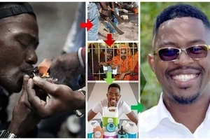 From school of hard knocks! Meet ex-gangster who changed his life to become ROLE MODEL (photos)
