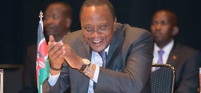 Reason why Uhuru Kenyatta wants to be president again in 2017