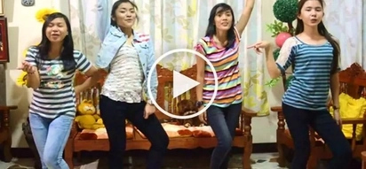 Talented Pinay teens wow netizens with their rendition of Little Mix's 'Wings'