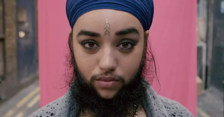 Beard and proud! Girl finally speaks out on her beards and how she overcame extreme bullying
