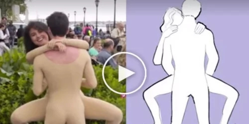 Watch Couples Try Standing Sex Positions