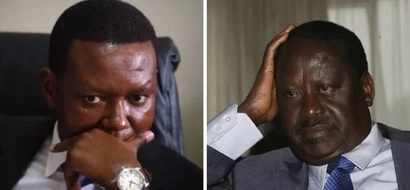 Alfred Mutua SAVAGELY verbally attacked after he mocked, laughed at Raila Odinga