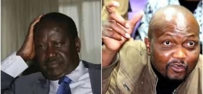 Mbunge maarufu wa Jubilee aikashifu tume ya serikali kwa 'kumwogopa' Raila Odinga-habari kamili