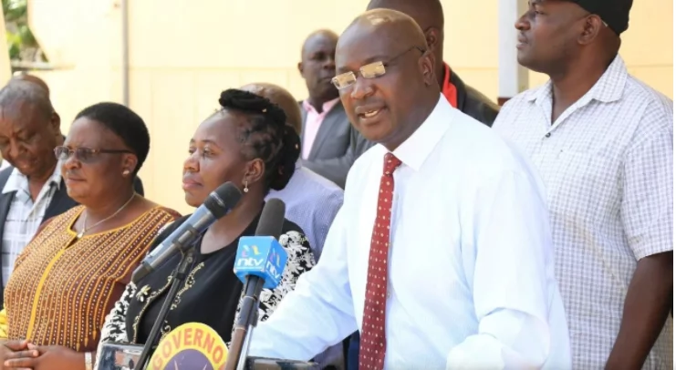 Bungoma Governor unveils a whooping KSh 400 Million to sponsor 40,000 needy students
