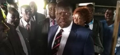 Waziri wa elimu Fred Matiangi afikishwa kortini