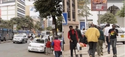 Calm resumes in Nairobi after tension-parked post-election period(photos,video)
